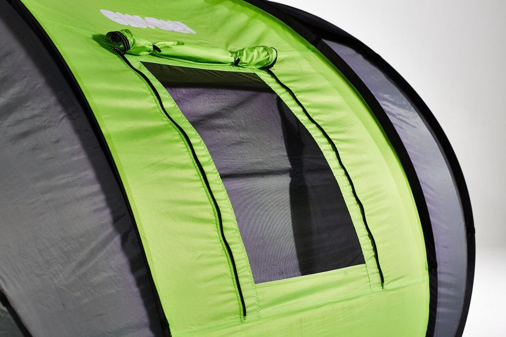 Cinch 4 Man Lightweight Pop Up Tent With 2 Entrances & Camping Tent Images - Best Tent 2018
