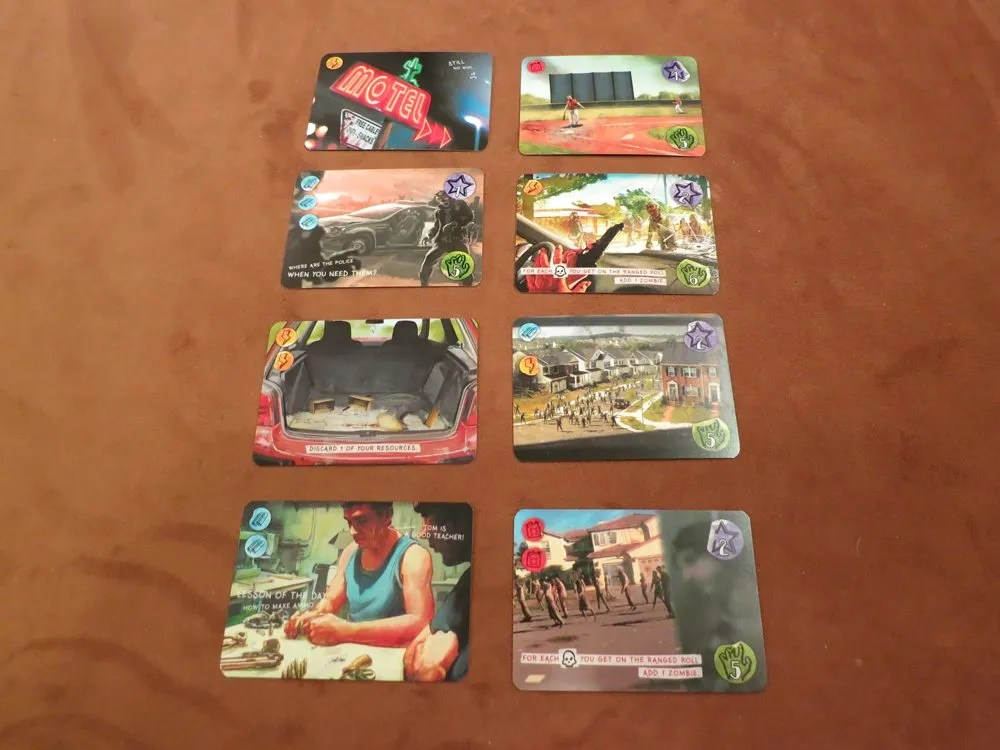 Level 2 Adventure Cards