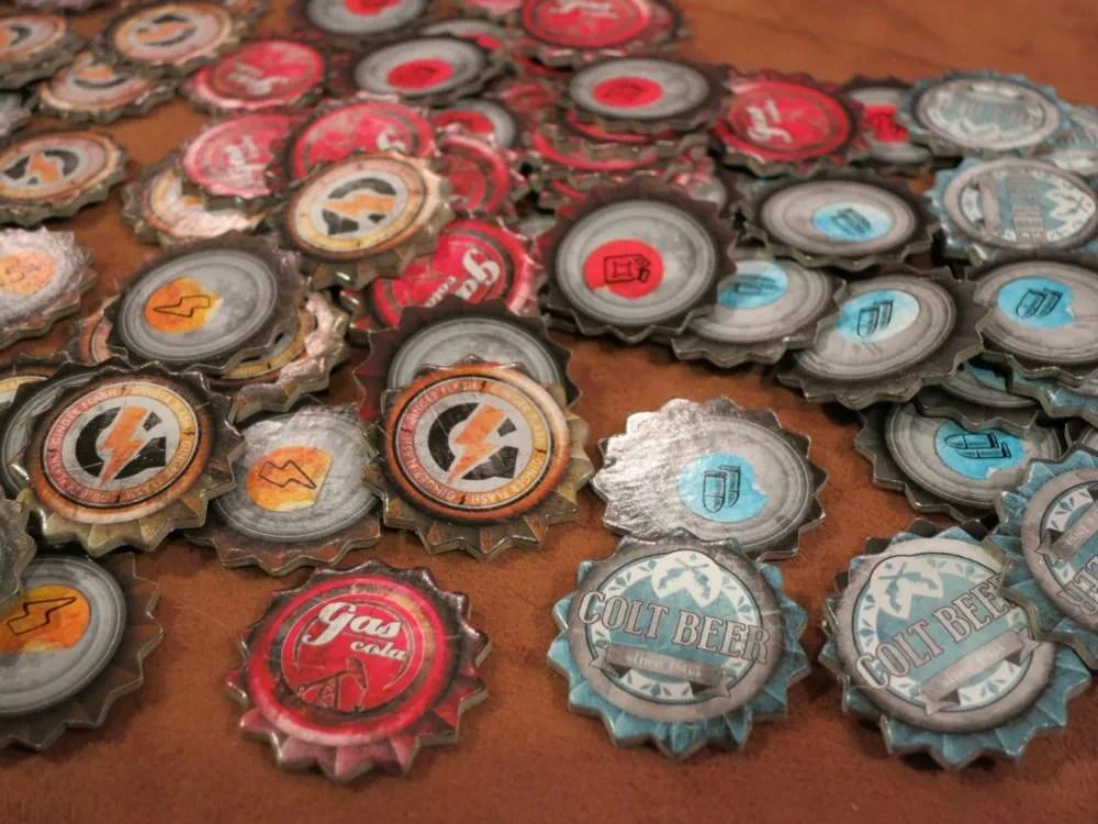 Resource tokens.