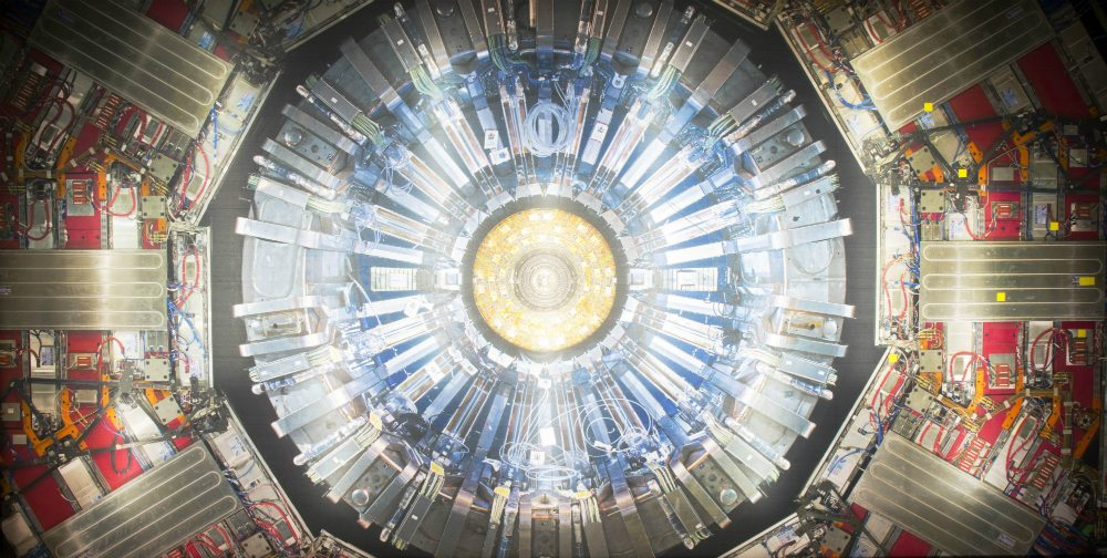 The Hadron Collider (Sort of!) Can Be Found in Australia