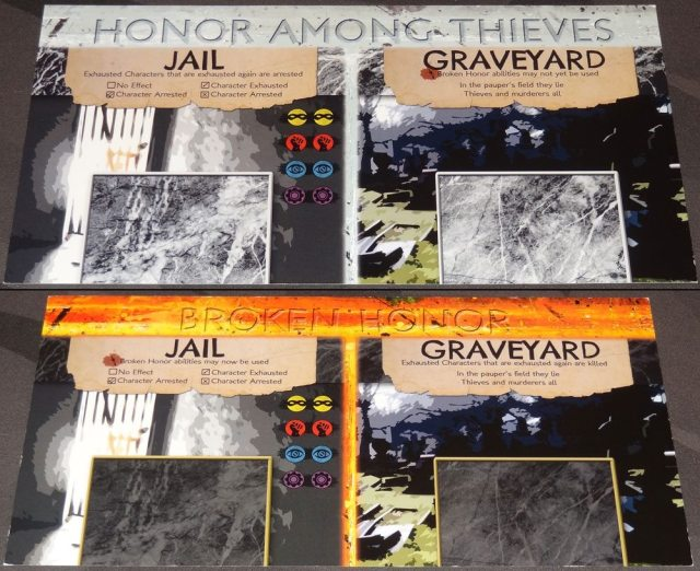 No Honor Among Thieves Jail/Graveyard