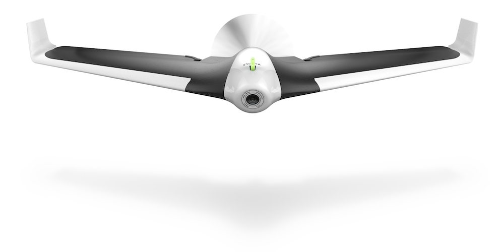 Parrot Disco Soars in First Person