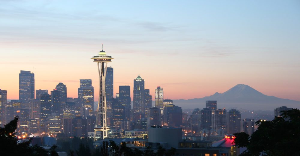 There's a lot to see and do for a family in Seattle. Image: Wikipedia