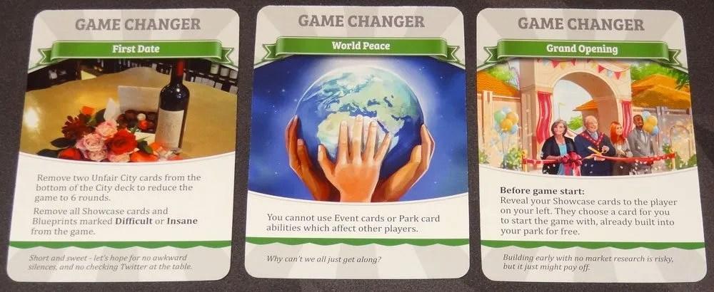 Unfair Game Changer
