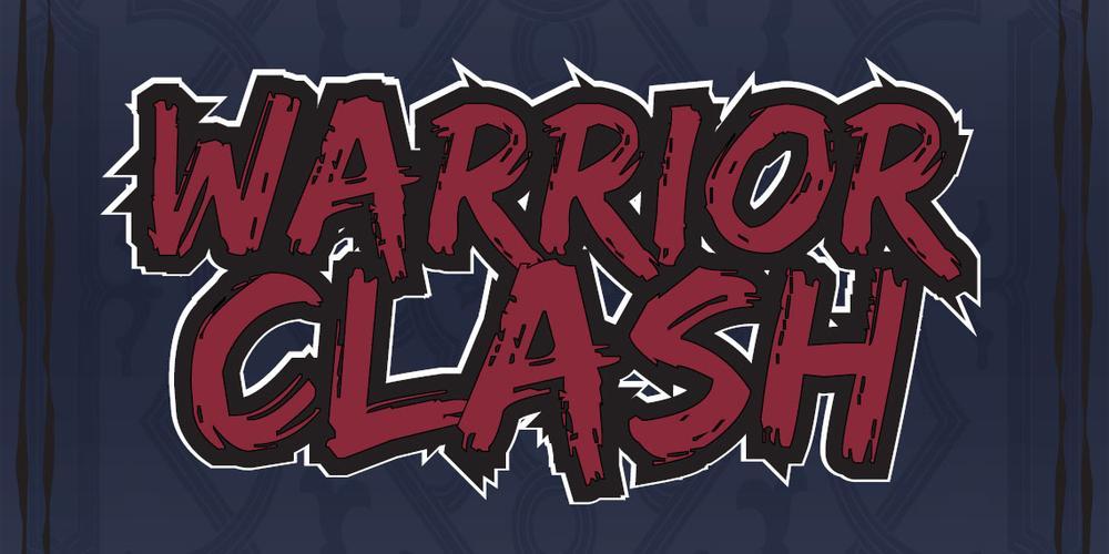 Kickstarter Tabletop Alert: 'Warrior Clash'