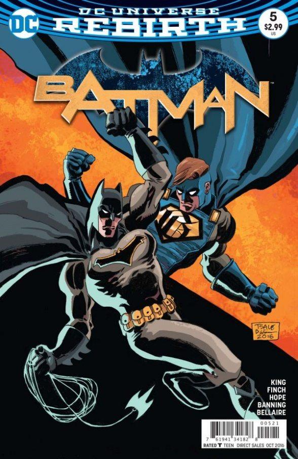Cover to Batman #5, image via DC Comics