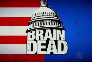 Brain Dead TV Show Logo