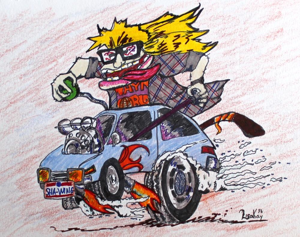 Be The Artist The Big Daddy Behind The Rat Fink Geekmom