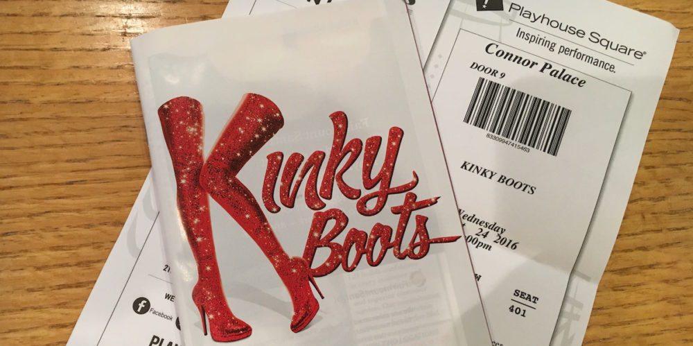 'Kinky Boots': White Male Privilege