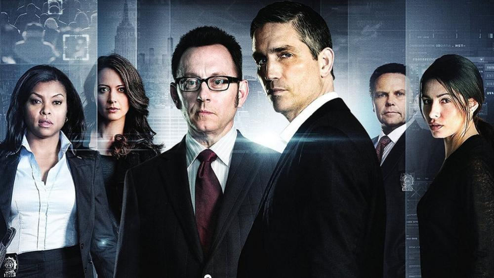 Person of Interest Season 3 Blu-Ray cover, image copyright ABC.