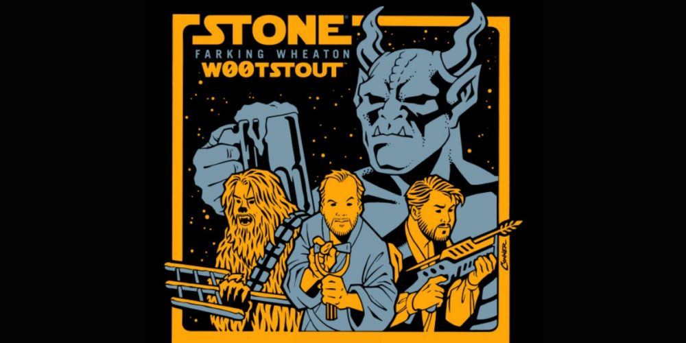 Stone Farking Wheaton w00tstout: Geek Beer or the Geekiest Beer Ever?