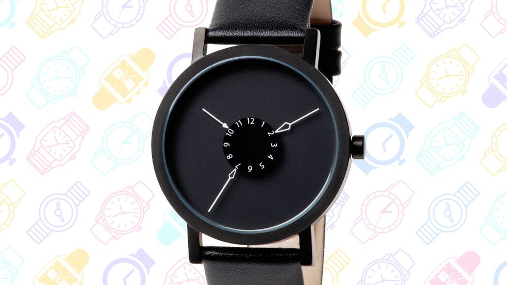 13 Geeky Watches: Nadir