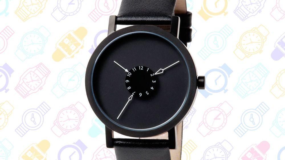 13 relojes Geeky: Nadir