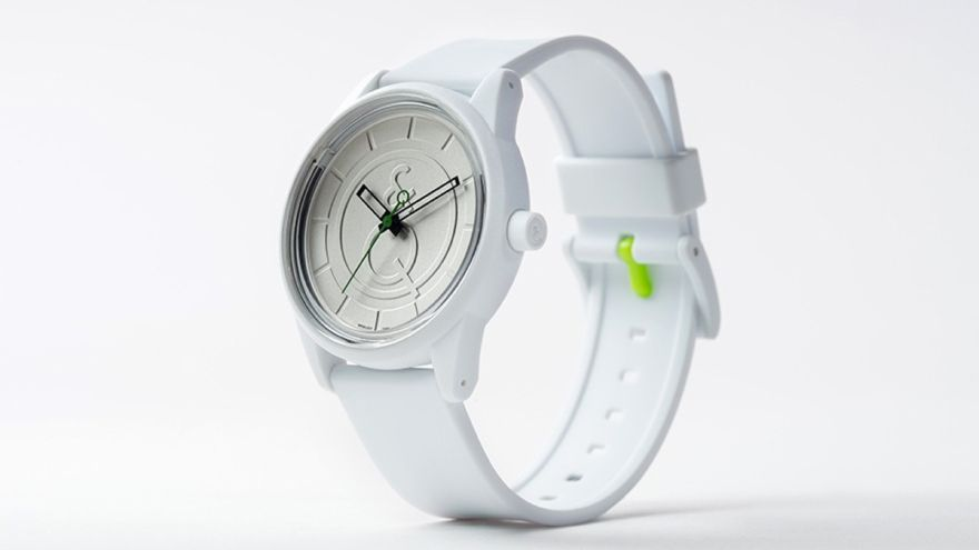 13 Relojes Geeky: Smile Solar