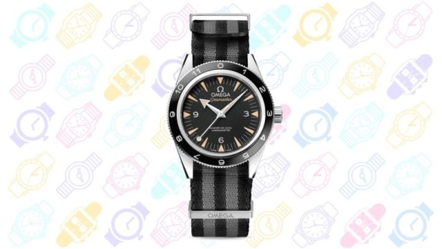 """13 Geeky Watches: Seamster 300 """"Spectre"""""""