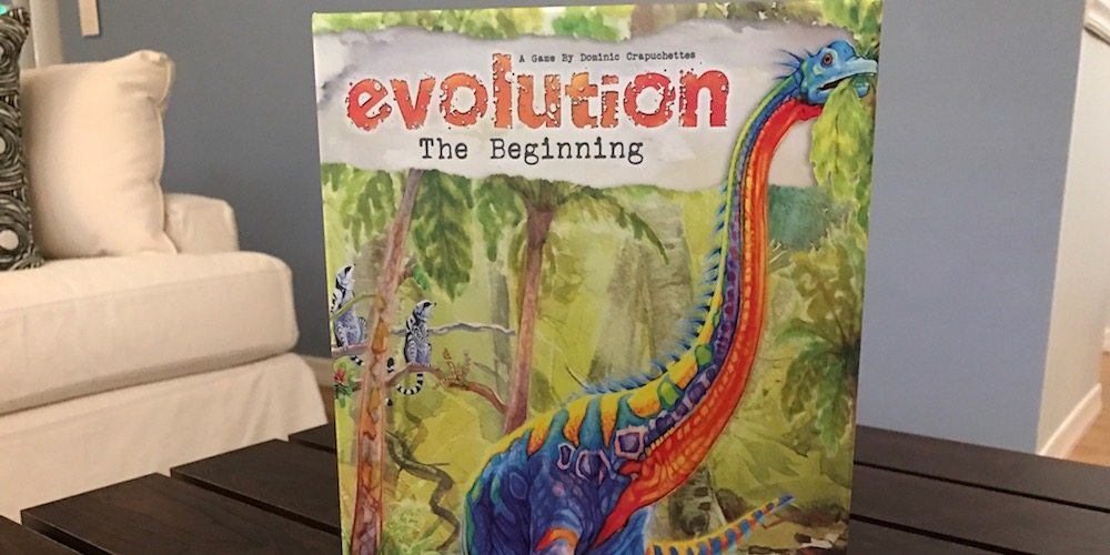 'Evolution: The Beginning' Simplifies Without Dumbing Down