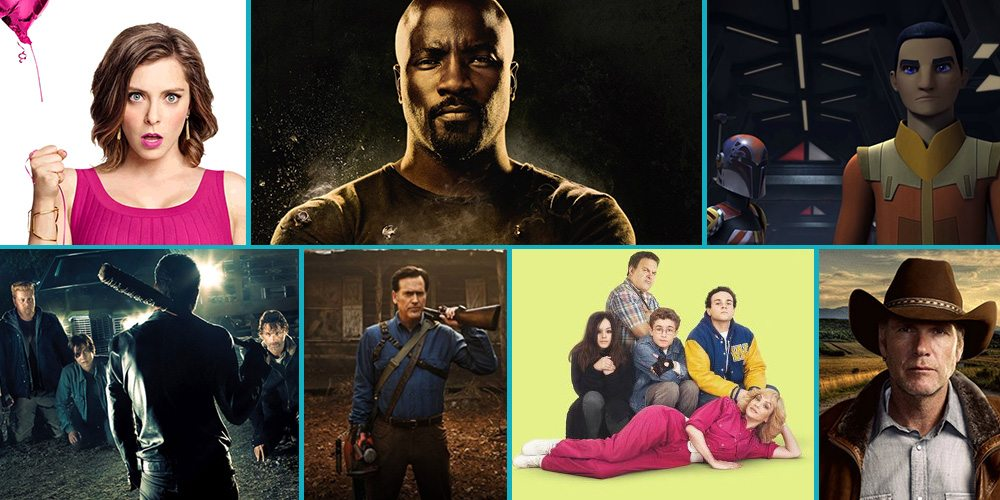Fall TV Picks 2016