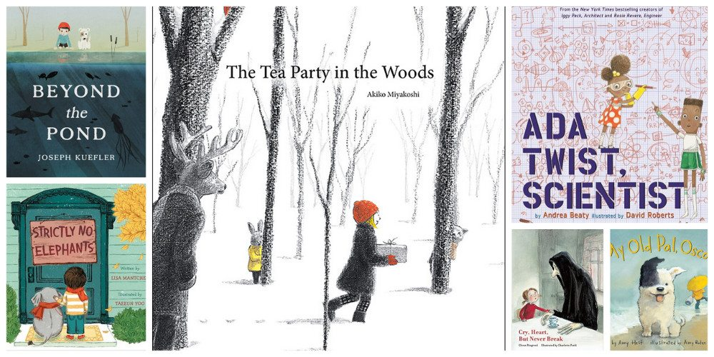 My Favorite Read-Aloud Books Right Now: September 2016