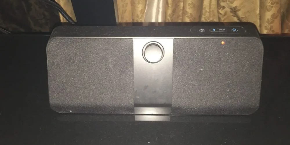 Cover for Grace Digital Speaker