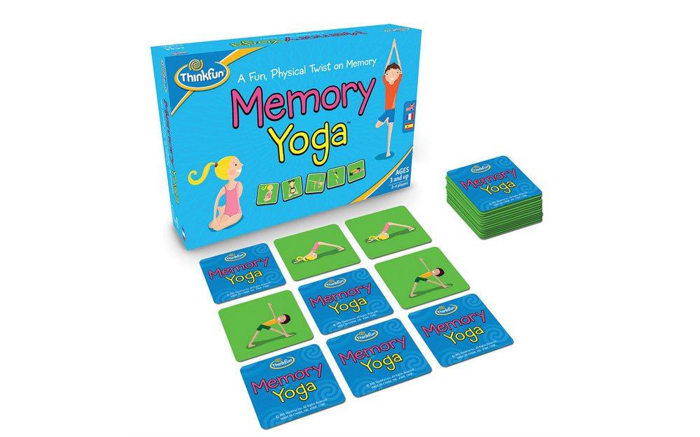 ThinkFun's 'Memory Yoga': A Fun Twist on an Old Classic