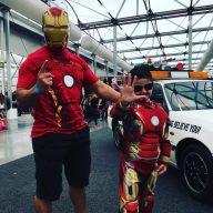 Iron Man and Mach II