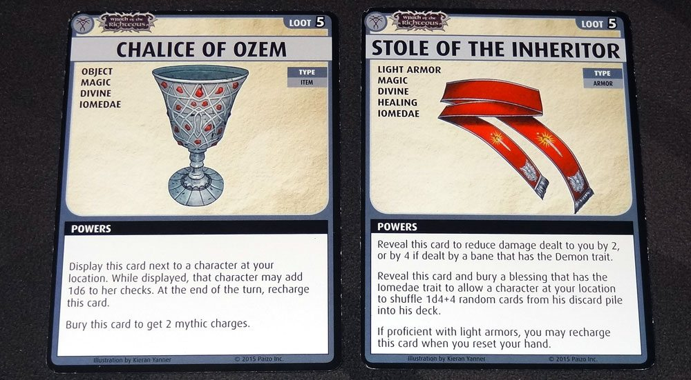 PACG Chalice, Stole