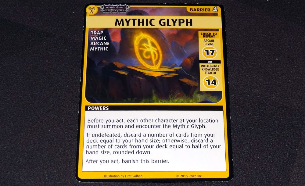 PACG Mythic Glyph
