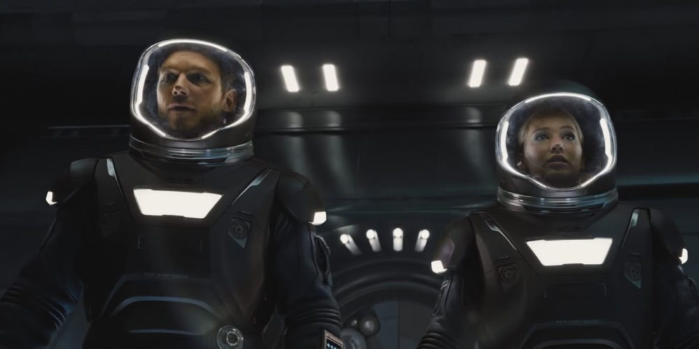 Take a Lonely Trip Into Space With the 'Passengers' Trailer