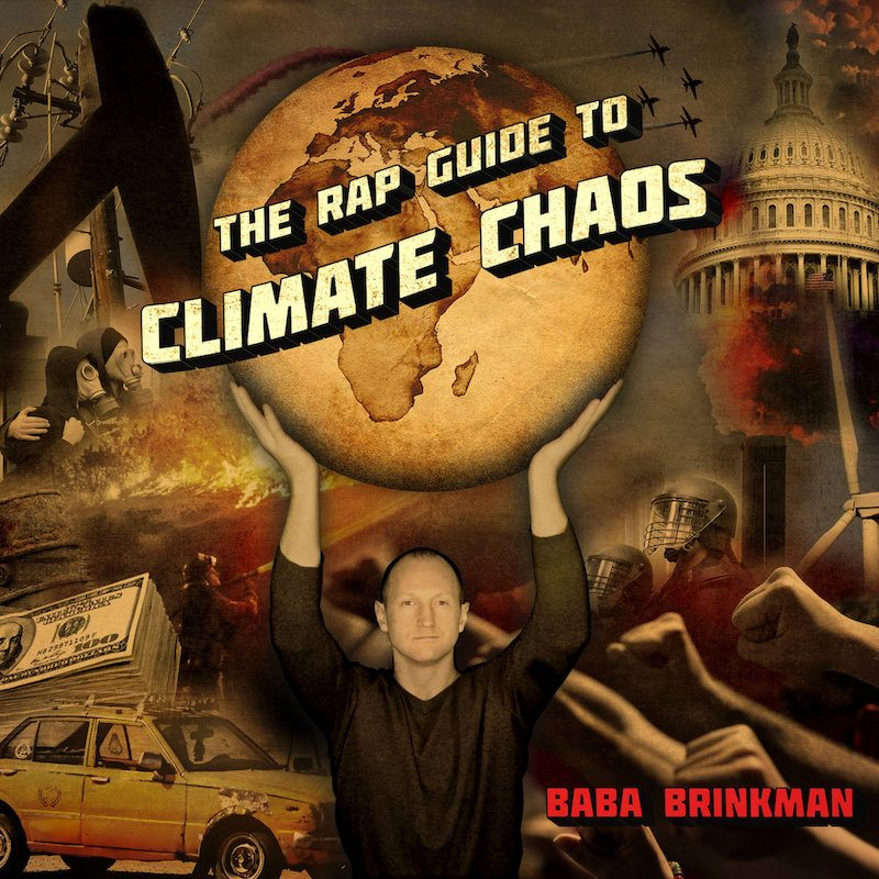 The Rap Guide To Climate Change Album Cover