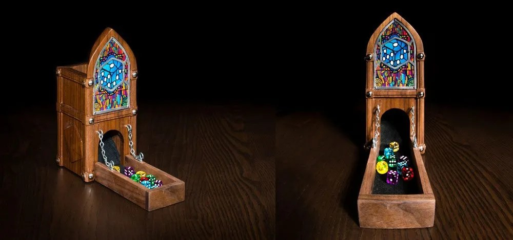 Sagrada Dicetower