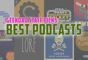 GeekDad Staff Picks: Best Podcasts