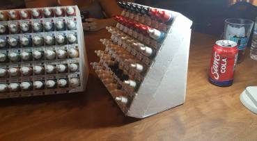 Create Your Own Gaming Miniatures Paint Organizer Geekdad