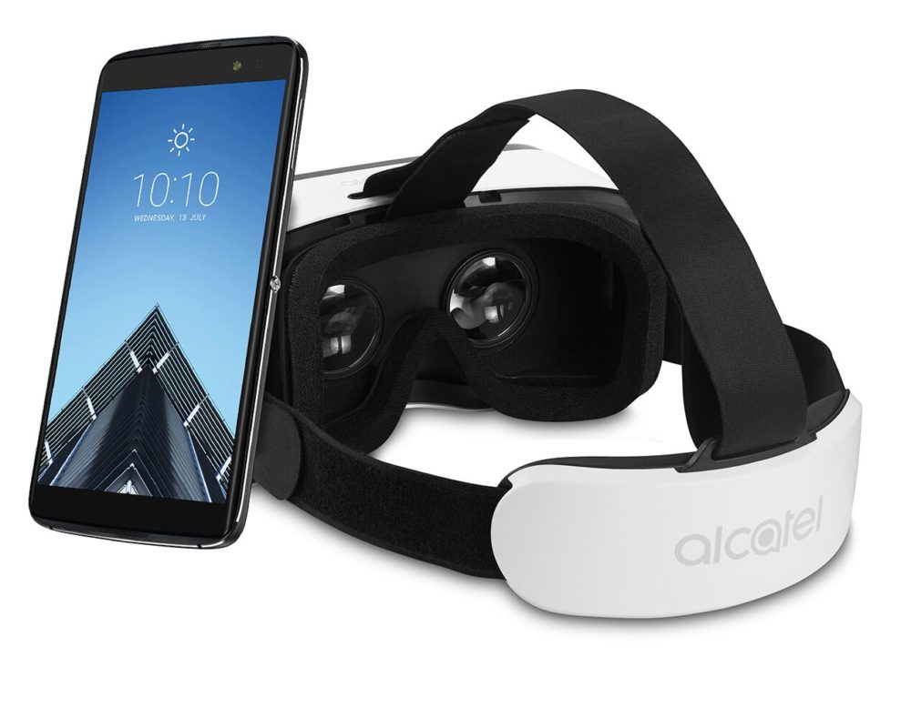 Ready, player one? Image: Alcatel.