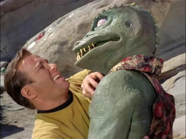 screen cap of Star Trek: Arena