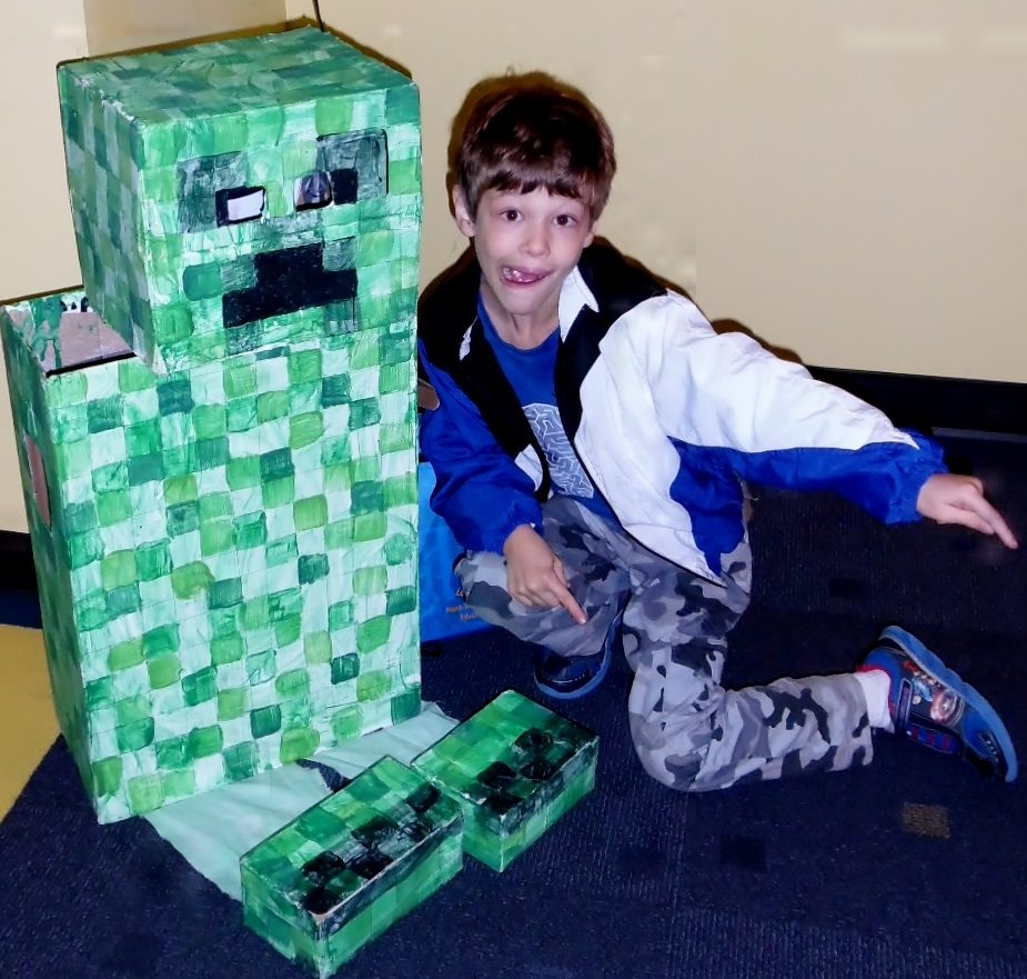 Sitting Creeper