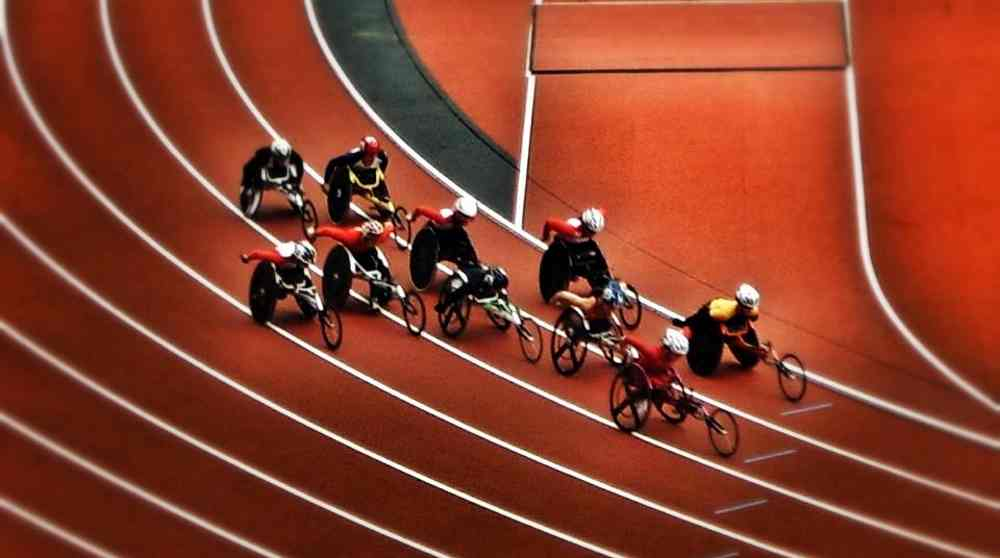 paralympic sprint