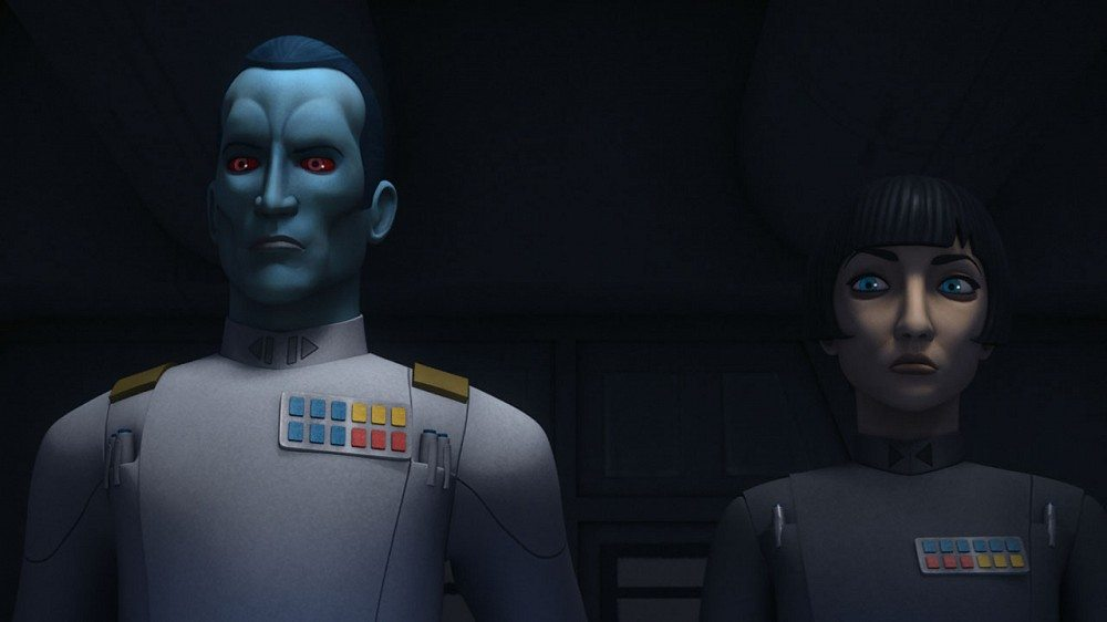 Get to Know a Villain: Grand Admiral Thrawn