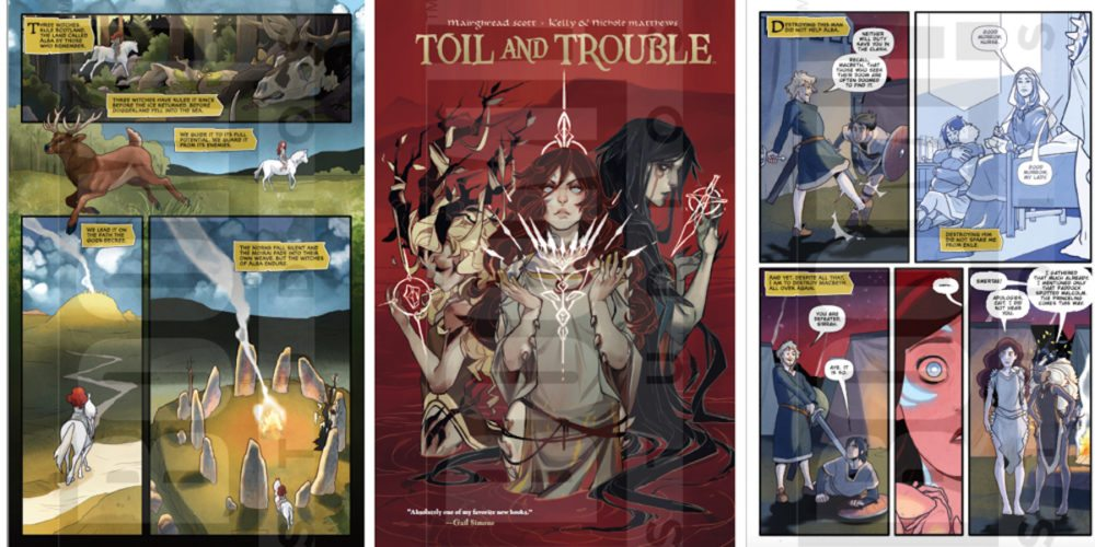 'Toil and Trouble': A Tantalizing Tale