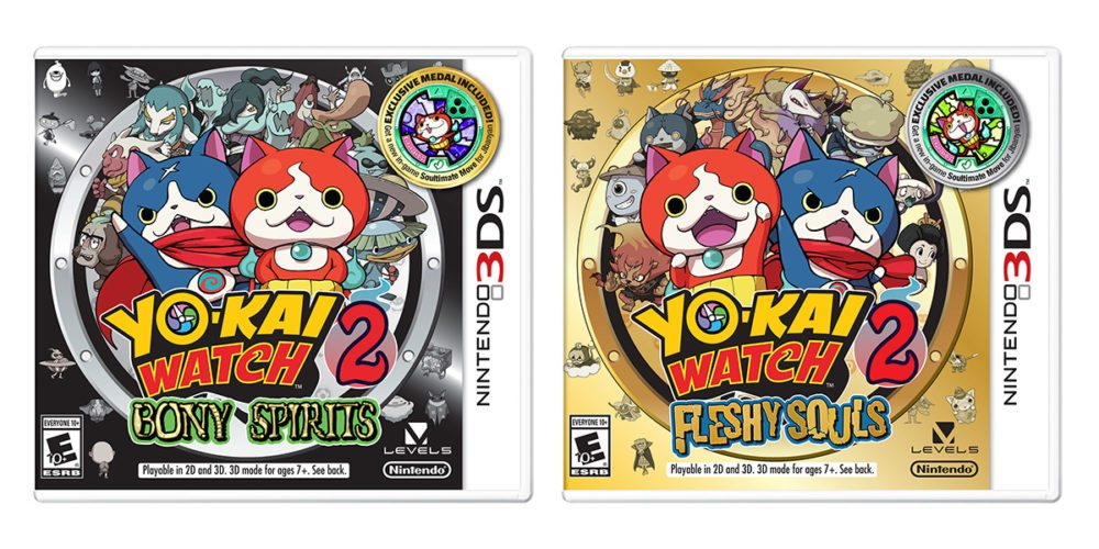 10 Things Parents Should Know About Yo Kai Watch 2 Geekdad