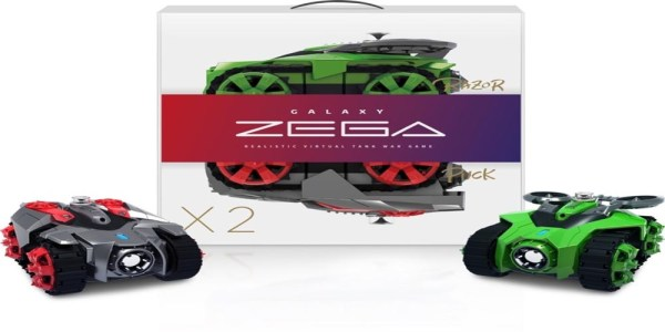 The New Galaxy Zega System