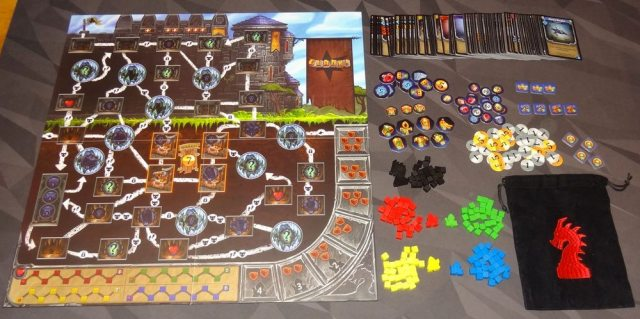 Clank! components