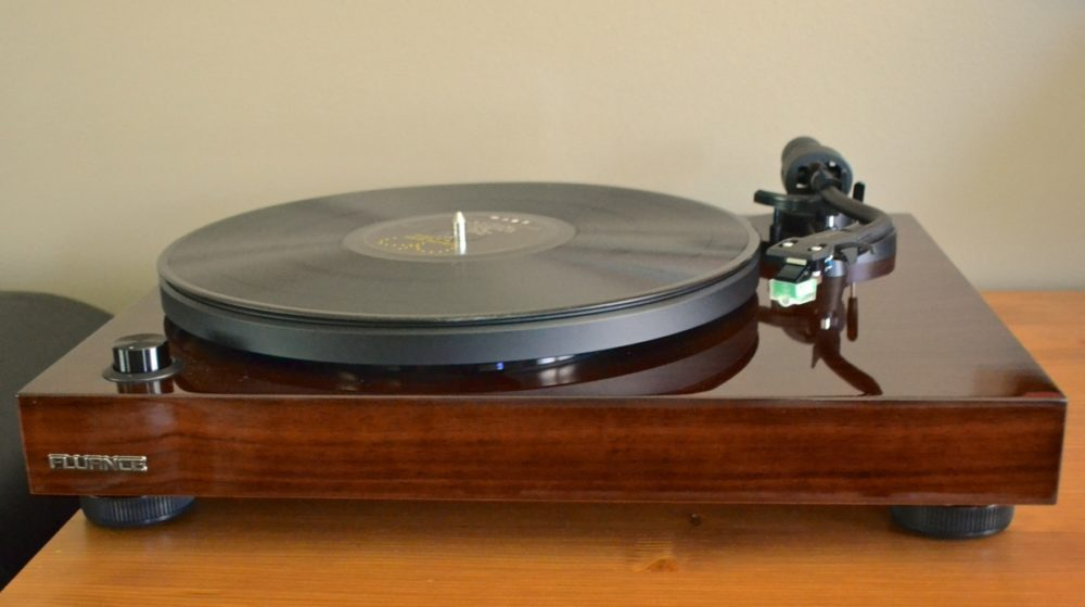 GeekDad Review: Fluance RT81 Turntable