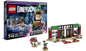 Lego Dimensions Ghostbusters Story Pack