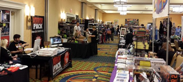 Monsterama Horror Convention Vendors