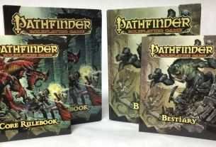 Pathfinder Pocket Edition