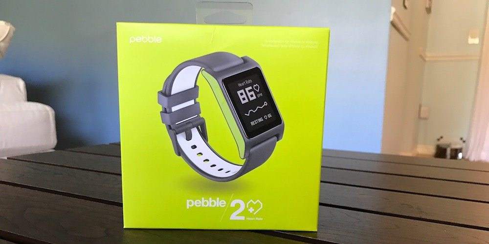 Pebble 2 Smartwatch Has Its Eye on the Fitness Wearable Market