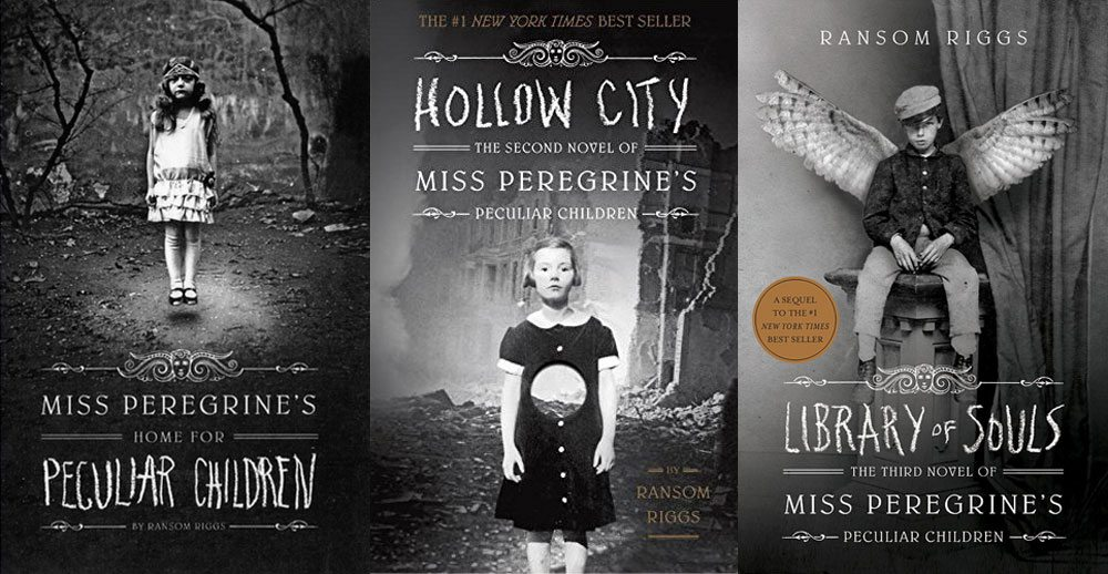 Peculiar Children trilogy