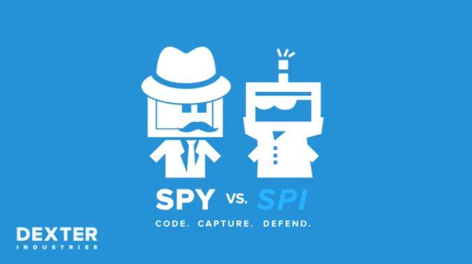 Spy v sPI