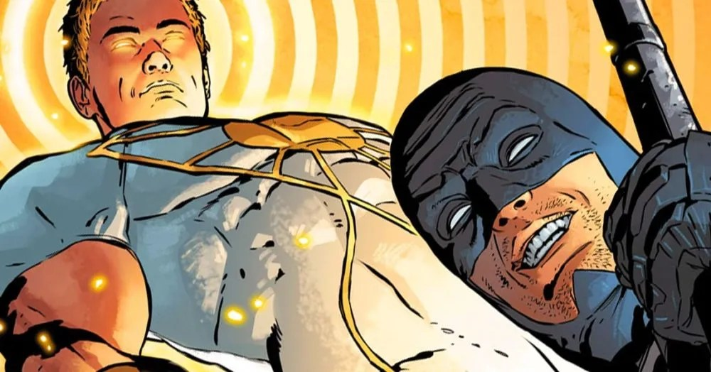 Midnighter & Apollo #1--the power couple. image copyright DC Comics