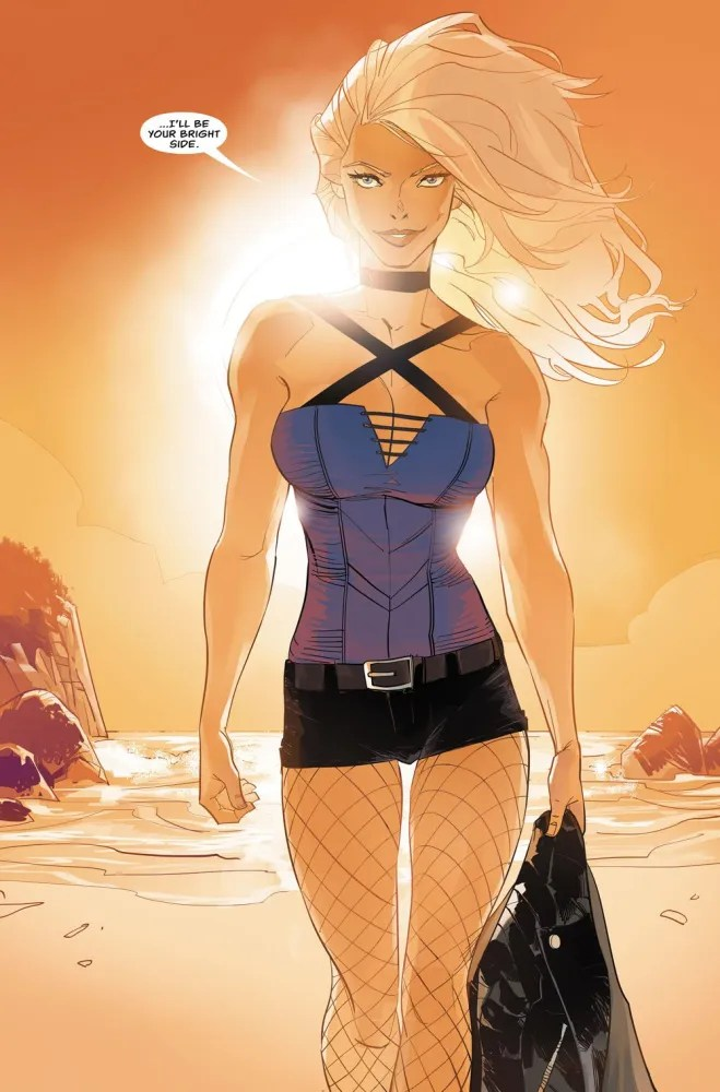Black Canary in GA #8. Can I get a print of this?